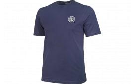 Beretta TS621614160530M Logo Tshirt MD Navy