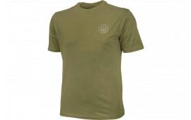 Beretta TX621T1416078KM Logo Tshirt MD Army Green