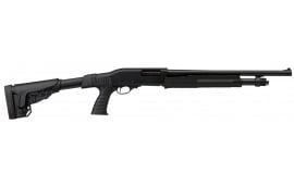 "Charles Daly Chiappa 930.117 300 Tactical Pump 12GA 18.5"" 3"" Tactical Shotgun"