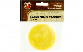 T/C Accessories 31007147 Seasoning Patches Natural Lube Pre-Treated Patches 2.5""