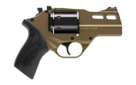 "Chiappa 340.291 Rhino 30DS 357Magnum Research 3"" 6rd Revolver"