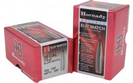 Hornady 30713 ELD Match 30 Caliber .308 178 GR 100 Box
