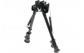 """UTG TL-BP88 Tactical OP Bipod Black Aluminum 8.3-12.7"""""""