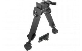 "UTG TL-BP20Q-A Armored QD Bipod Black Metal 6.-8.5"""
