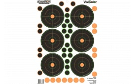 Champ 46133 25YD Small Bore 5PK w/90 Pasters