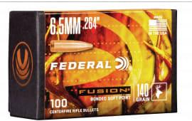 Federal FB264F2 Bull .264 140FUS 100/4
