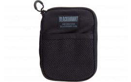 "Blackhawk 20PK01BK BDU Mini Pocket Pack Accessory Case Tactical Cordura 4.75"" x .75"" x 6.75"" Black"