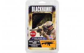 "BlackHawk 70GS16BK Storm Single Point Rifle Sling XT 1.25"" Swivel Nylon Webbing Black 46""-64"""
