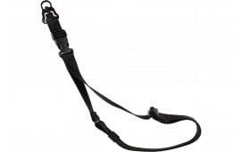 "BlackHawk 70GS15BK Storm Single Point Quick Detach Rifle Sling 1.25"" Swivel Nylon Webbing Black 30""-50"""