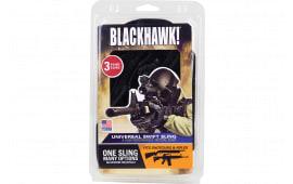 "Blackhawk 70GS17BK Universal 1.25"" Swivel Size Black"