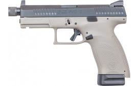 CZ 91519 P10 Compact 9mm 17rd Urban Grey TB NS