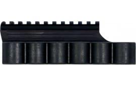 TacStar 1081021 Saddle Mount For Benelli M2 1-Piece Style Black Hard Coat Anodized Finish