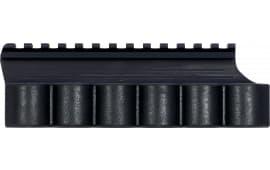 TacStar 1081022 Saddle Mount For Benelli M4 1-Piece Style Black Hard Coat Anodized Finish