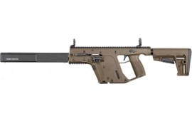 Kriss KV40CFD20 Vector CRB G2 40 S&W 16 FDE 15rd