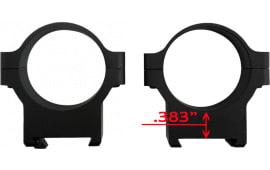 CZ 40011 Alum Scope Rings 30MM CZ550/557 LOW Matte