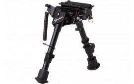 "Firefield FF34023 Compact Bipod Aluminum Black 6-9"""