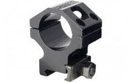 "Barrett 13323 Zero-Gap Ring Set 30mm Dia 1.3"" Black"