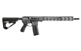 "BCI 510-0001SG SQS15 Professional Series Semi-Auto .300 Blackout 16"" 30+1 6-Position Gray Cerakote"
