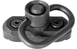 Samson EVO-QD-KIT Evolution HK Style Anodized Aluminum Swivel Black