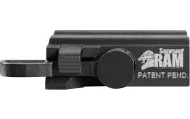Samson QRM Quick Release Mount For RAM Quick Release Style Black Finish