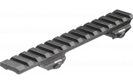 Aim Sports MRB005 Scope Mount For Ruger Mini-14/Mini-30 1-Piece Style Black Hard Coat Anodized Finish