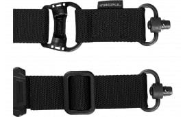 "Magpul MAG518-BLK MS4 Dual QD Sling GEN2 1.25"" Nylon Webbing Black Adjustable"