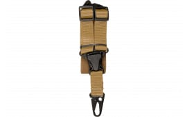 Outdoor Connection SPT1CB28500 A-Tac Quick Detach Swivel Coyote Tan