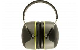 3M Peltor 97042PEL6C Sport Ultimate Muffs Earmuff 30 dB Gray/Black
