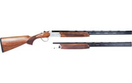 ATI ATIGKOF41028SV Cavalry Combo 410 GA 28GA Over Under Shotgun