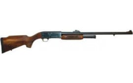 Ithaca Gun DS22024A M37 Deerslayer II 20 GA 24 FR RS Walnut Shotgun