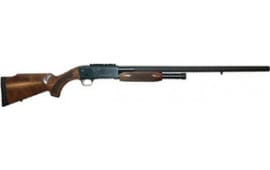 Ithaca Gun DS32026A M37 Deerslayer III 20 GA 26 w/base FR Walnu Shotgun