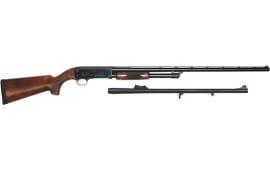 Ithaca Gun FL122426VRCBA M37 Upland Combo 12GA 26 VR 24 FR RS Shotgun