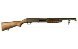 """Inland Mfg ILMM37 M37 Pump 12 GA 20"""" 3"""" Shotgun"""