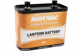 Rayovac 918 6V Lantern Battery with Screw Terminals 1 Per Pack