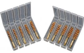 Otis FG380BP Bore Brush Cleaning Variety Pack Brass