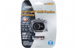 Nightstick NSP4608B Headlamp Dual Light 180L