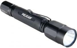 Pelican 2360B LED Flashlight 250 Lumens AA (2) Aluminum Black