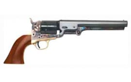 Cimarron CA9081 Uberti 1851 MAN With NO Name 38 SPL 7.5 Case Revolver