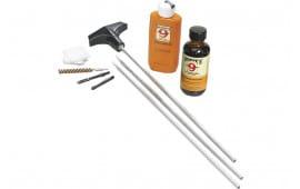 Hoppes SGO12B Shotgun Cleaning Kit 12GA Alum Rod Clam Pack