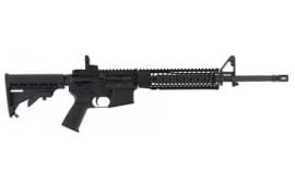"Spikes Tactical STR5035R9S ST-15 LE Mid Length Semi-Auto .223 / 5.56 16"" 30+1 6-Position Black"