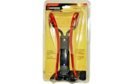 Marksman 3030 Laserhawk Talon Grip Slingshot Black/Red
