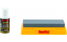 Smiths Products SK2 2 Stone Sharpening Kit Arkansas Stone Fine