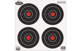 "Birchwood Casey 35504 Dirty Bird Target 5.5"" 12 Pack"