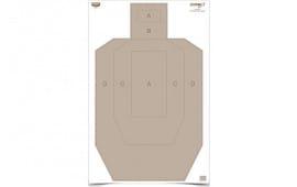 Birchwood Casey 37025 EZE Scorer 23X35 Ipsc Prac TRGT 100