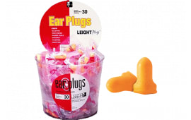 Howard Leight RLPF1T0 Leight Plugs Disposable Earplugs 30 dB Orange