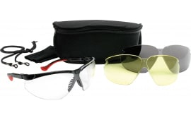 Howard Leight R01637 Genesis Eye Protection Black