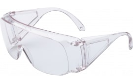 Howard Leight R01701 HL100 Shooting Sports Glasses Clear Frame/Clear Lens