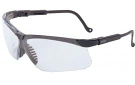 Howard Leight R03570 Genesis Shooting/Sporting Glasses Black Frame/Clear Lens
