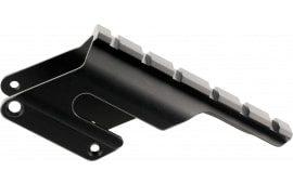 Aimtech ASM1 Scope Mount For Remington 1100/1187 12GA Dovetail Style Black Hard Coat Anodized Finish