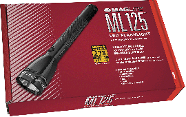 Maglite ML125SS014 ML125 LED 193 Lumen w/Battery/Charger